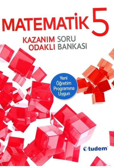 Tudem 5. Sınıf Matematik Soru Bankası