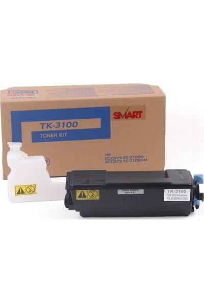 Kyocera Mita TK-3100 Muadil Toner FS-2100 Ecosys M3040dn-M3540dn (1T02MS0NL0)