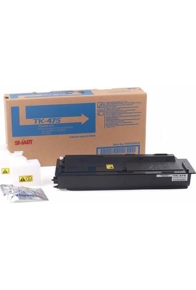 Kyocera Mita TK-475 Smart Toner FS6025-6030-6525-6530 (Standart Kapasite)