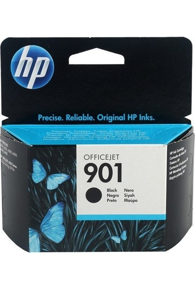 HP CC653A (NR901) Siyah Kartuş (4500-J4580-4660-J4680)