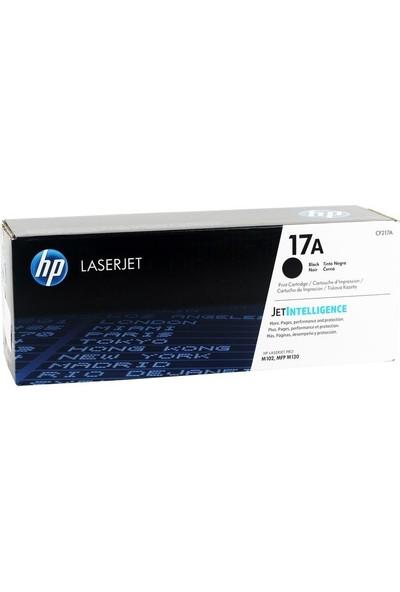 HP CF217A (17A) Siyah Toner
