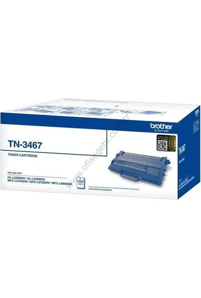Brother TN-3467 Toner HL-L5200-L6200 MFC-L5755-L6700-L6900
