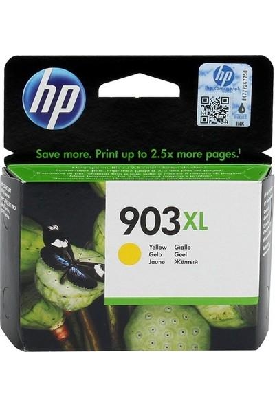 HP T6M11AE (903XL) Yüksek Kapasite Sarı Kartuş