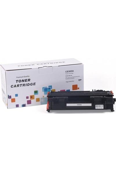 HP CE505A Muadil Toner P2035n-P2055dn-P2055x Canon LBP6650-CRG 719-IR1133