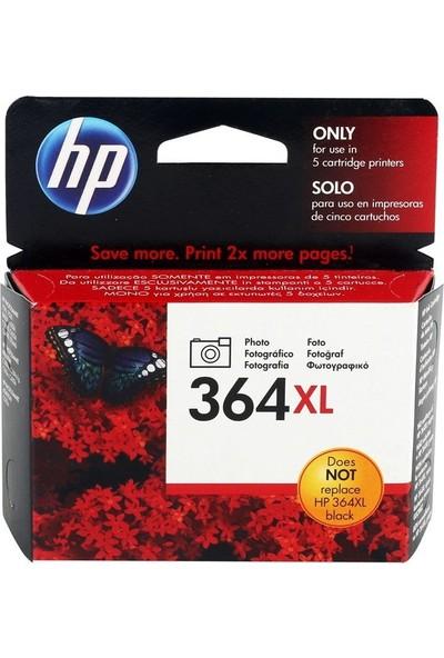 HP CB322E (NR364XL) Foto Siyah Kartuş (C6380-B8550)