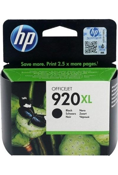 HP CD975AE (NR920XL) Siyah Kartuş (6000-6500-7000N-7500)