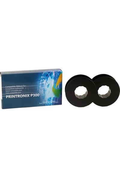 PRINTRONIX P300 , P600 & OKI MX-1050/1100/1150/1200 Uyumlu Siyah Muadil Şerit