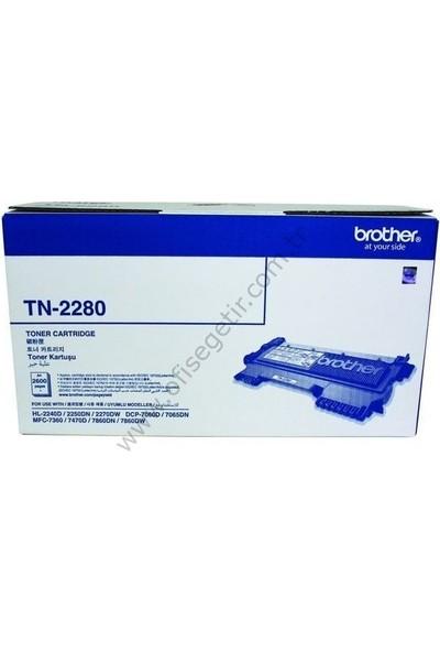 Brother TN-2280 Toner HL2240D-HL2250DN-HL2270DW-MFC-7360 MFC-7860DW