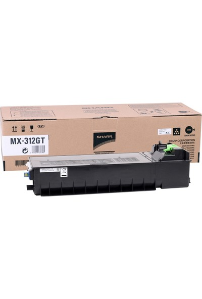 Sharp MX-312GT Toner 5726-5731 MX-M260-264-310-314-354