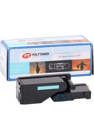 Xerox Phaser 6000-6010 Mavi Polytoner WC6015 (106R01631)