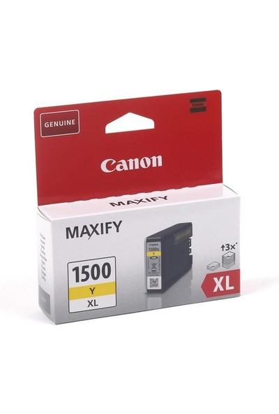 Canon PGI-1500XL Sarı Kartuş (MB2050-MB2350-MB2150)