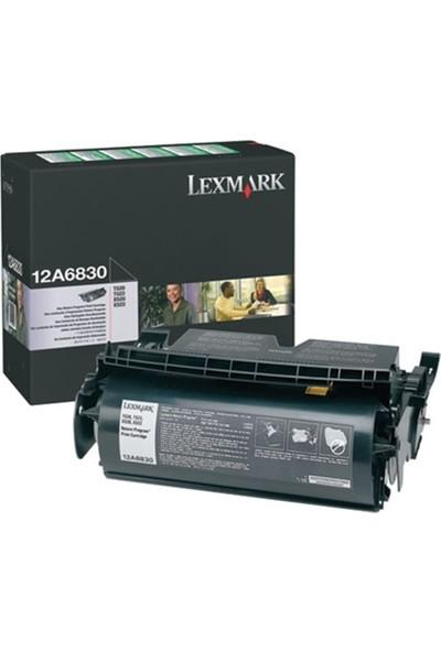 Lexmark Toner 12A6830 Toner (T520-T522-X520-X522)(Toshiba 12A6111) 7.5K.
