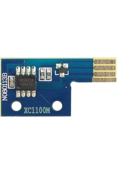 Xerox Docuorint C1100-C2110 Kırmızı Toner Chip (2K)