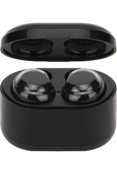 Schulzz X6 Dokunmatik Stereo Mini Kablosuz Bluetooth Kulaklık Siyah