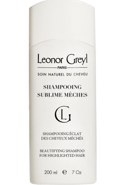 Leonor Greyl Shampooing Sublime Meches 200 ml