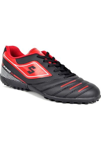 Seftil King TF Halı Saha Ayakkabısı Kırmızı