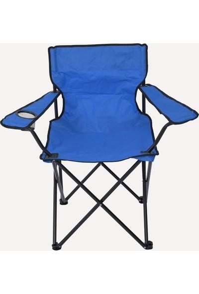 Anemon Metal katlanır kamp sandalyesi
