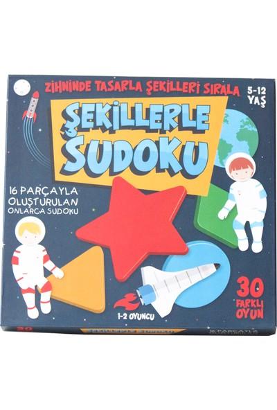 Tes Şekillerle Sudoku Zeka Oyunu