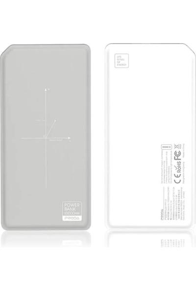 Proda PPP-33 10.000mAh Qi Wireless Powerbank (Kablosuz Şarj)
