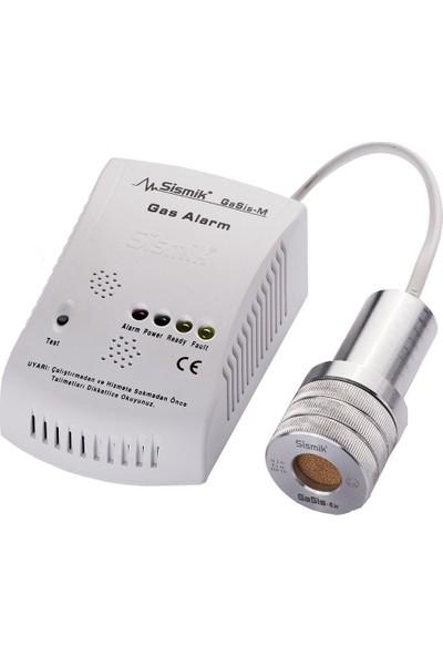 Sismik Gasis-Ex Exproof Gaz Alarm Cihazı