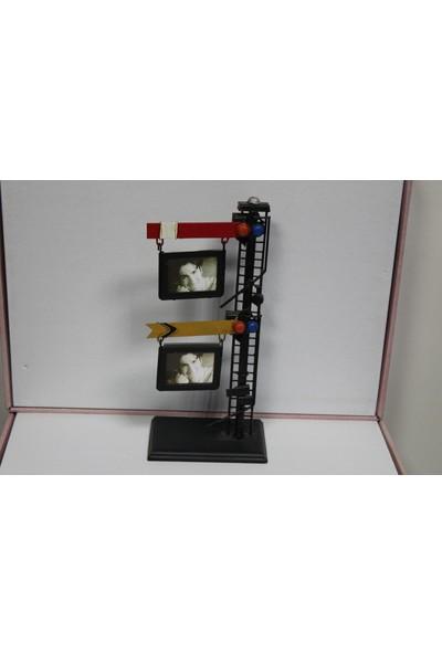Mnk Metal Dekoratif Yön Levhası 2 Çerçeveli 1510E5434