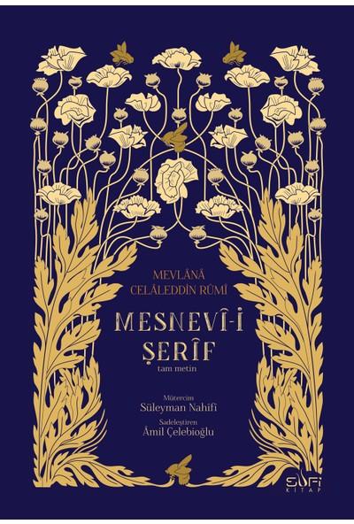Mesnevi Şerif (Sufi) - Mevlana Celaleddin Rumi