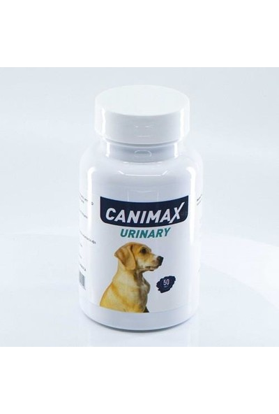 Canimax Urinary Köpek Vitamini 50 Tablet