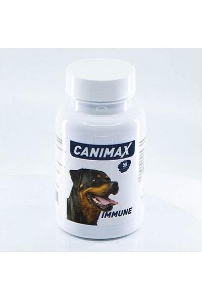 Canimax İmmune Köpek Vitamin Tableti (50 Tablet)