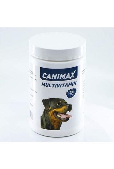 Canimax Toz Köpek Multivitamini 200 Gr