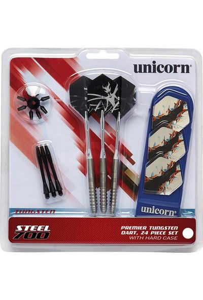 Unicorn 71835 Steel 700 21gr 3lü Tungsten Dart Oku Seti