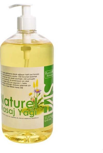 RyotoPRO Naturel Bitkisel - KLASİK Masaj Yağı 1 lt