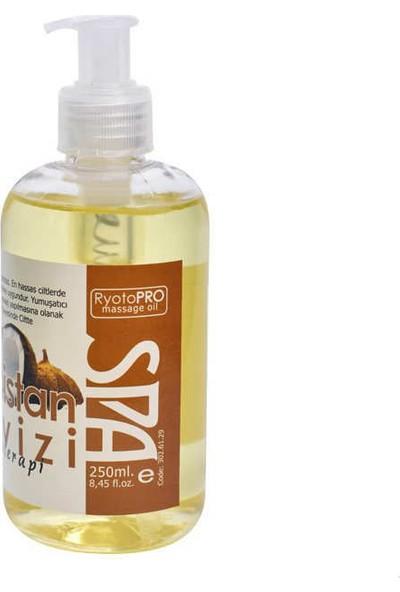 RyotoPRO Hindistan Cevizi Aroma terapi Masaj Yağı 250 ml