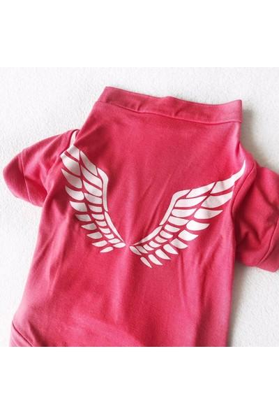 Kemique Angel Melek Kedi Tişört