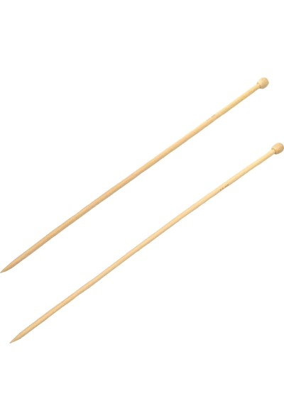 Pacco Baby 5 Mm Bambu El Örgü Şişi