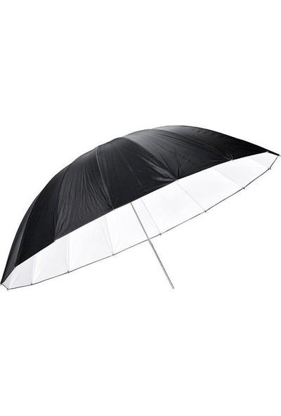 """Godox UB-L1 75"""" 185cm Büyük Siyah/Beyaz Şemsiye"""