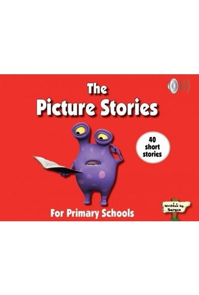 Sargın Yayıncılık The Picture Stories For Primary Schools