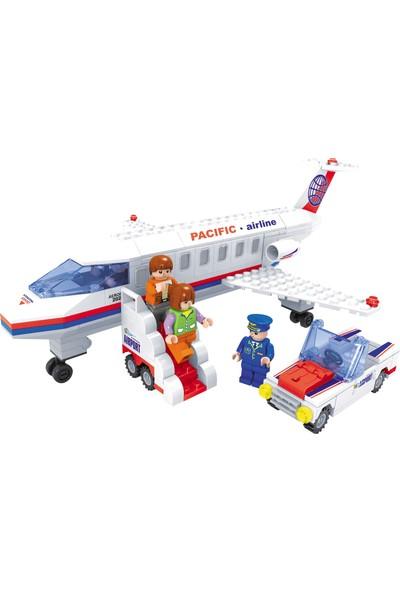Ausini City Uçak Seti