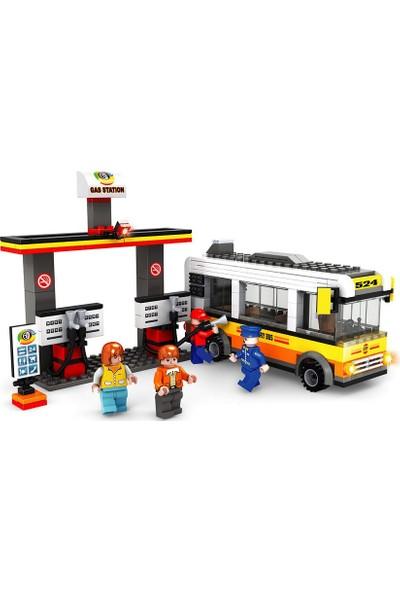 Ausini City Otobüs Ve İstasyon