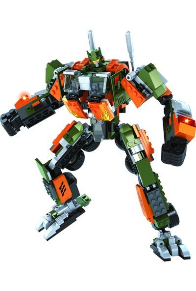 Ausini City Robot 607 Parça