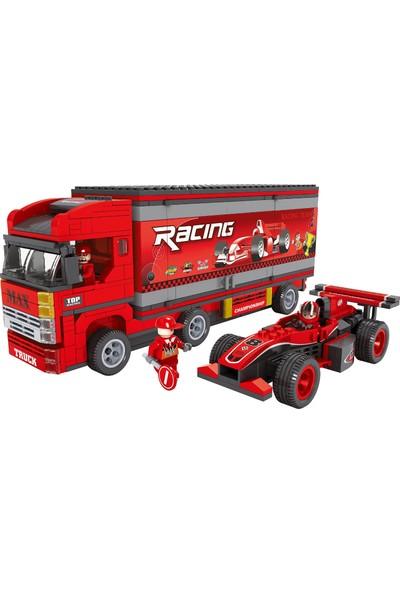 Ausini Racing Set 570 Parça