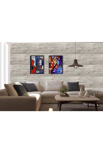 Stikwall Tuğla Görünümlü Strafor Duvar Paneli 651.228