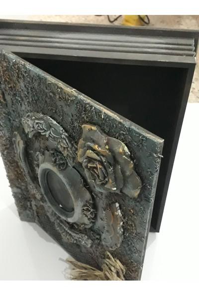 Düş Tasarım Kitap Kutu Dekoratif