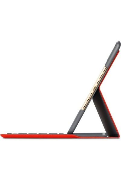 Logitech iPad Air 2 Kırmızı Klavyeli Kılıf 920-007282