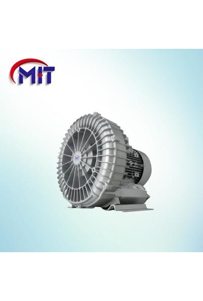 MIT Blower Hava Motoru 0,7 KW B3TT-107 Monofaze 100 M3/H