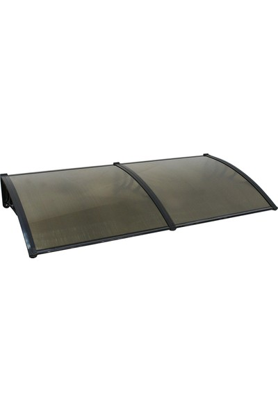 Yapısan Pratik Sundurma 100 X 240 cm Siyah