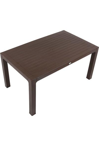 Mandella Wood 90X150 Masa