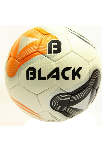 Black Futsal Topu