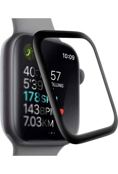 Teleplus Apple Watch 4 44 mm Tam Kapatan Cam Ekran Koruyucu