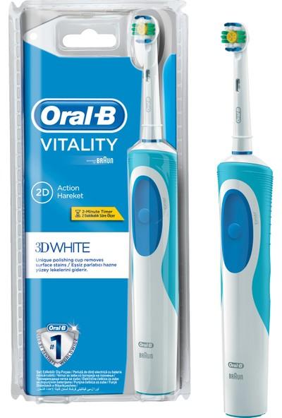 Oral-B Diş Fırçası Elektrikli 3D White