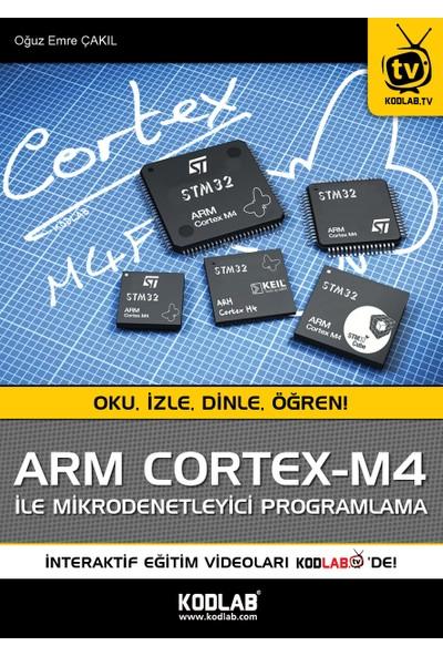 Arm Cortex-M4 İle Mikrodenetleyici Programlama - Oğuz Emre Çakıl